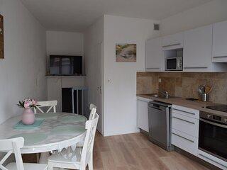 Appartement à deux pas de la plage.