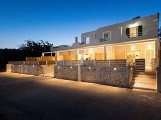 Senses Suite Tria: Luxury, renovated Apartment in Corfu