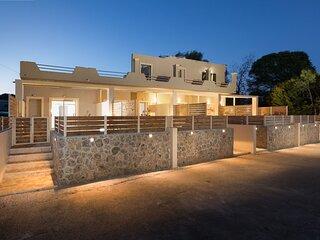 Senses Suite Ena: Luxury, renovated Apartment in Corfu