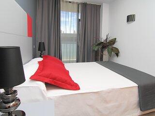 Apartamento Suite cerca de la playa