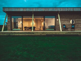 John O'Groats 3 Bed Sea View Lodge 1