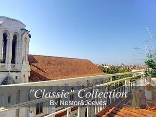 N&J - NOTRE DAME - Hyper center - Top floor - 180 view