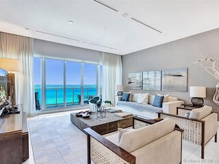 2/2.5 Direct Ocean View Private Residence at 1 Hotel & Homes South Beach -1618