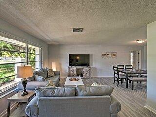NEW! Modern Sarasota Home w/ Private Pool & Grill!