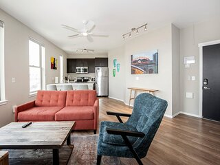 Kasa Denver�Contactless Check-In, WFH + Fast WiFi�LoHi