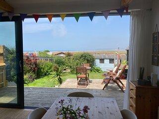 Beautiful family home with panoramic sea views