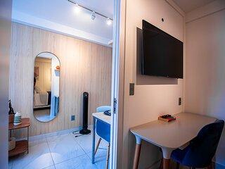 Apartamento Beira Mar do Bessa com Jacuzzi privativa