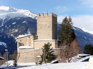 Burg Biedenegg mit Schlosscafe (FIE211)