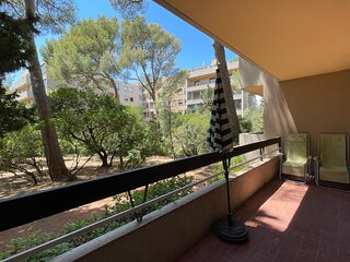 Friendly 2 bedroom with terrace and parking - Dodo et Tartine