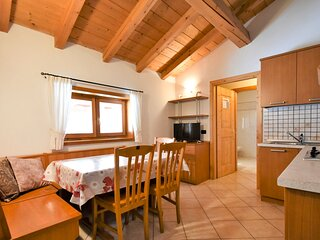 Beautiful apartment in Bormio with WiFi and 1 Bedrooms