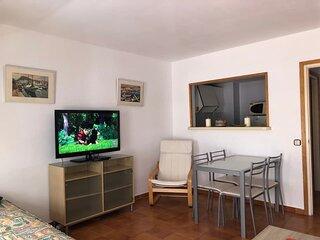 Apartamento para 4 personas en Tossa de Mar