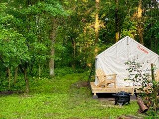 Tentrr Signature Site - Conowingo Creek Campsite