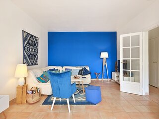 Cap d' Antibes Holiday Pool Apartment