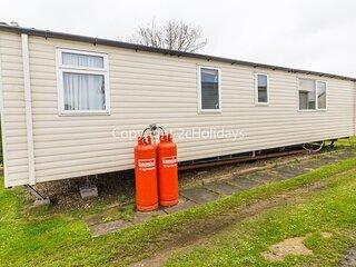 Beautiful caravan in Mablethorpe in Skegness ref 56033L