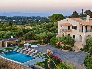 Villa Caesar Corfu