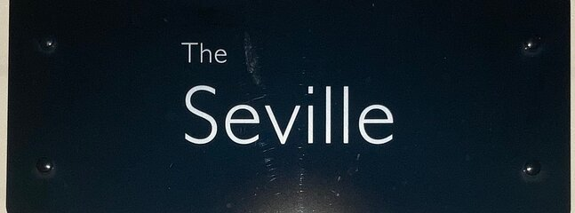 The Seville by the sea!