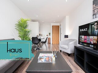 Haus Apartments City Centre 1 Bed with Parking