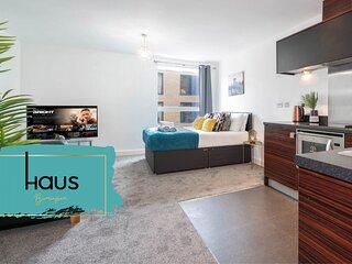 Haus Apartments City Centre Studio
