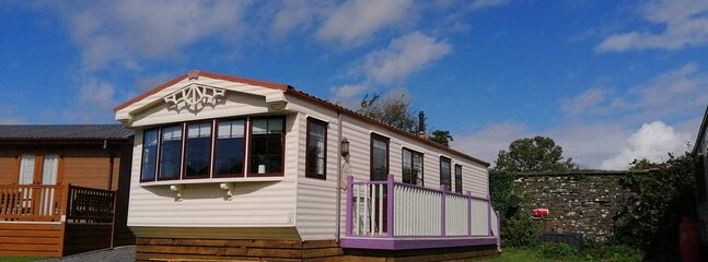 Kateys Retreat, holiday rental in Isle of Whithorn