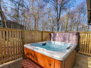 Heather Lodge 12 with Hot Tub