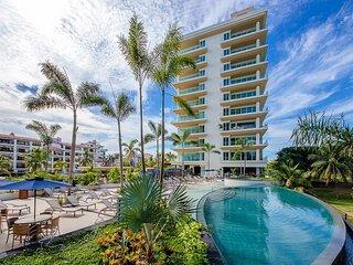 Marina Puerto Vallarta - Luxury apartment Marina, golf and Sea view Roof garden