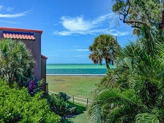 Gulf Frontage complex, Private Pier, FISHING!, Renovated, 2 Master Suites, walk