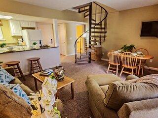Tanglwood Resort 2BR/2BATH Beautiful Condo