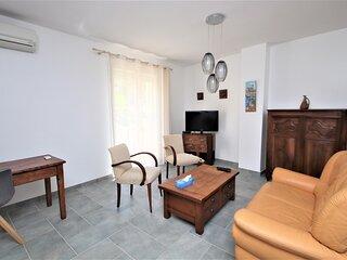 Appartement de type T3, duplex et climatise
