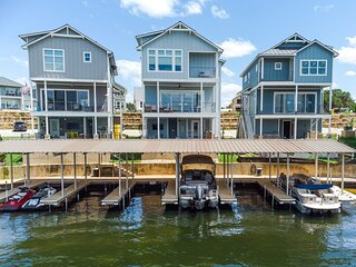 Misty Waters - Lakeside Home with Private Pool, Boat Lift