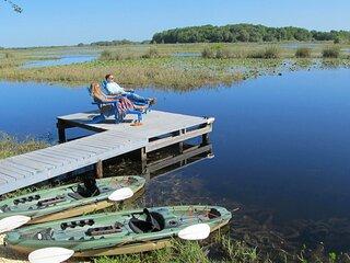 Hernando Eco Nest Lakeside Retreat