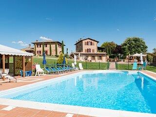 Villa Exclusive 18px con parco e piscina panoramica