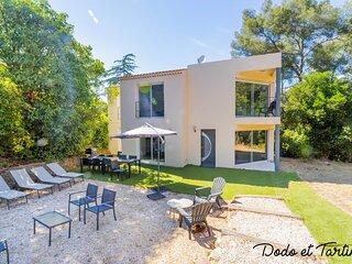 Peaceful 3 bedroom house close to the beach - Dodo et Tartine