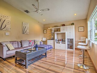 NEW! Lovely Home w/ Patio: 3 Mi to Hollywood Beach