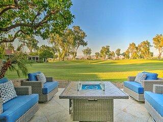 NEW! Modern Serene Desert Oasis: Pool & Views!