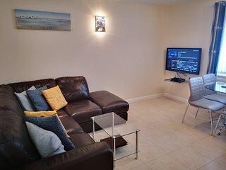 Coast Apartments Sea; 1bedroom luxury family apartment. 2 adults, 2 children