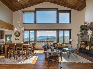 Big Sky - Crown Butte Retreat