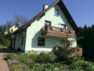 Secluded Apartment in Breitenbrunn with Terrace