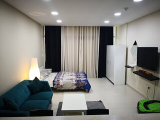 Modelux Tower Fully Furnished Studio For Rent