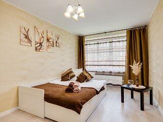 Уютная чистая квартира у м.Севастопольская
