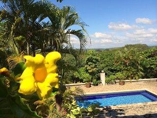 3 EcoFriendly Homes Near Jaco Pool & Wi-Fi