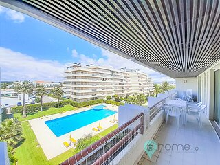 S19 - Gorgeous and spacious ONE bedroom apartment just by Vilamoura marina