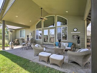 Polished McMinnville House < 2 Mi. from Town!