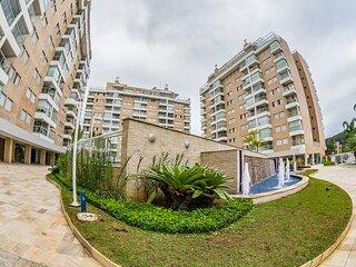 Apartamento 3 dormitorios a 500 metros da Praia da Riviera