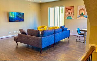 ★Luxury 4Story Home★Downtown Houston★Rooftop Patio