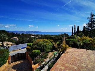 Villa Vue Mer Panoramique Piscine