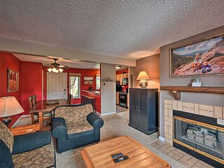 NEW! Steamboat Springs Condo with Community Pool!