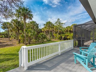 Private Pool Cottage minutes from the Gulf, Englewood Florida