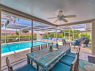 NEW! Naples Paradise - Private Pool, 4 Mi to Beach