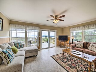 NEW! Acadia Home w/ Incredible Frenchman Bay View!