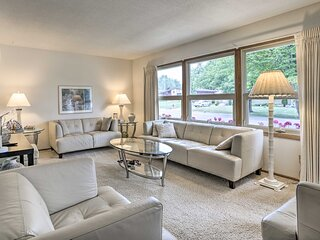 NEW! Charming Rochester Home: 3 Mi to Silver Lake!